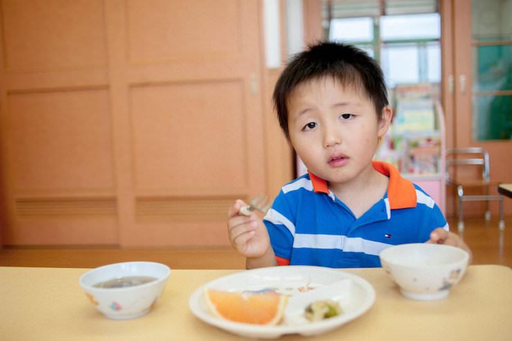 1歳児保育
