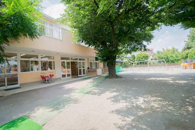 保育園の外観1 建物