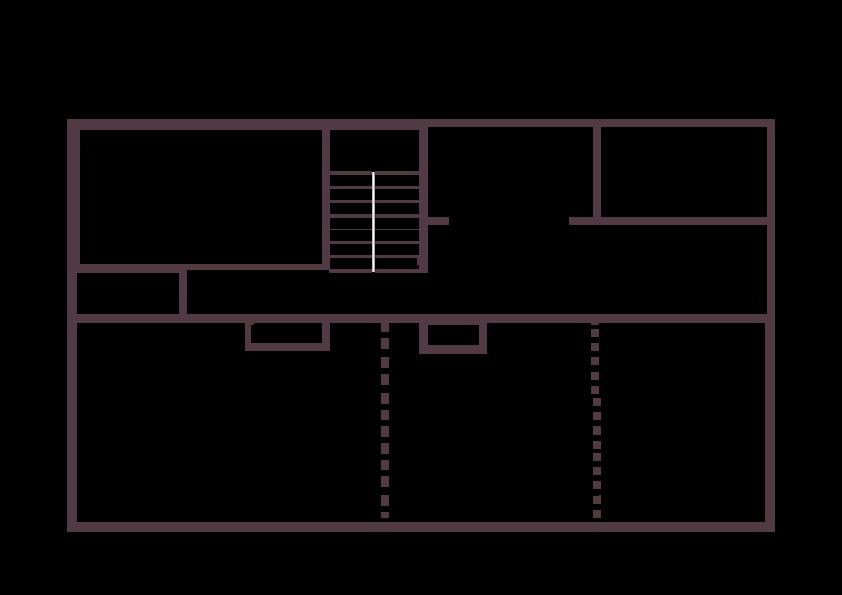 二階見取り図